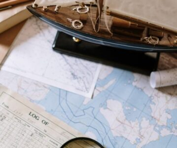 The Ships Accounts – Sketching Out Your Financial Map.